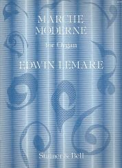 Lemare, Edwin Henry: Marche moderne for organ