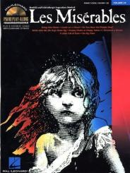 Les Miserables (+audio online): Piano Play-Along