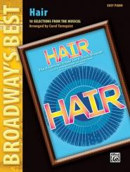 MacDermot, Galt: Hair: 10 Selections from the Musical for easy piano
