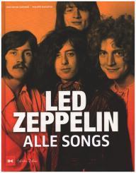 Margotin, Philippe: Led Zeppelin - Alle Songs
