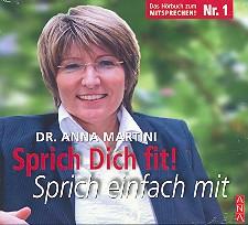 Martini, Anna: Sprich dich fit - Sprich einfach mit Hörbuch-CD