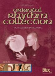 Maul, Rüdiger: Oriental Rhythm Collection (+CD, +DVD-Video) for Percussion Instruments