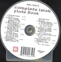 McCaskill, Mizzy: Complete Irish Flute Book CD