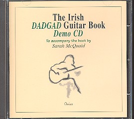 McQuaid, Sarah: The Irish DADGAD Guitar Book Demonstration CD