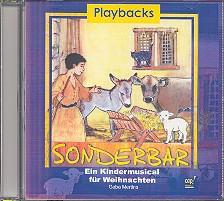 Mertins, Gaba: Sonderbar Playback-CD