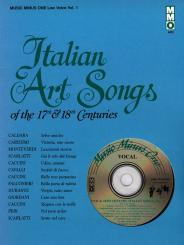 MUSIC MINUS ONE LOW VOICE ITALIAN ARIAS OF THE 17TH AND 18TH CENTURIES, WUSTMAN, JOHN, KLAVIER