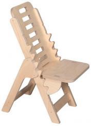 Musikerstuhl Tidlos Birke Multiplex natur geschliffen Sitzfläche höhenverstellbar von 27 - 64 cm