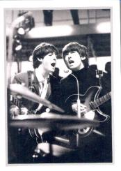 O'Neill, Terry: Postkarte mit Umschlag The Beatles