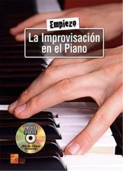 Pablo Diaz, Empiezo la improvisación en el piano piano
