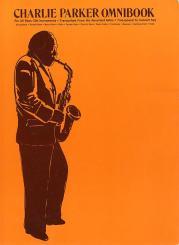 Parker, Charlie: Charlie Parker Omnibook all bass clef instruments (stringbass, doublebass, e-bass, trombone)