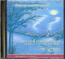 Perepelita, Cleopatra Valentina: Eine Reise durch die Nacht CD