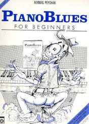 Peychär, Herwig: Piano Blues for Beginner Band 1: selected solos in progressive order
