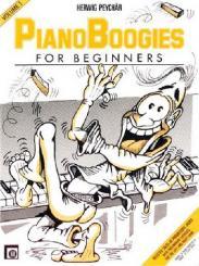 Peychär, Herwig: Piano Boogies for Beginners Band 1