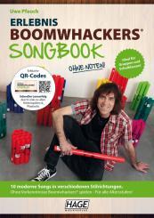 Pfauch, Uwe: Erlebnis Boomwhackers - Songbook (+QR-Codes)