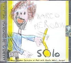 Pierobon, Marco: Marco Pierobon - Solo CD