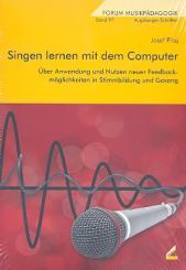 Pilaj, Josef: Singen lernen mit dem Computer