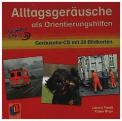 Preuss, Carola: Alltagsgeräusche als Orientierungshilfen CD und Bildkarten