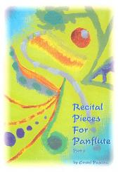Puscoiu, Costel: Recital Pieces vol.2 for panflute