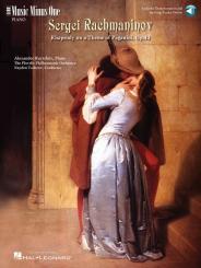 Rachmaninoff, Sergei: Music minus one Piano (+Online Audio) op.43 Rhapsody on a Theme of Paganini
