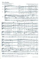 Rheinberger, Joseph Gabriel: Salve Regina op.171,3 für Sopran, Alt und Orgel