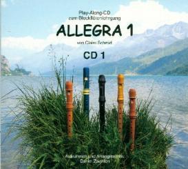 Schmid, Claire: Allegra Band 1 CD 1