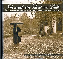 Schmitz, Manfred: Ich mach ein Lied aus Stille CD