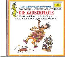 Siegert, Stefan: Die Zauberflöte CD Ein Opernführer