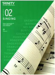 Singing 2018-2021 Grade 2 (+CD) for voice