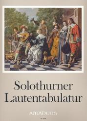 Solothurner Lautentabulatur für Renaissancelaute