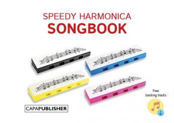 Speedy Harmonica (+Online Audio) for harmonica (en)