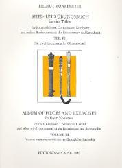 Spiel- und Übungsbuch Band 3 für 2 Instrumente im Oktavabstand, Spielpartitur