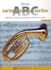 Steiner, Ferenc: Bariton ABC Schule für Bariton