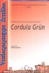 Sumpich, Johannes: Cordula Grün: für Akkordeonorchester, Partitur und Stimmen