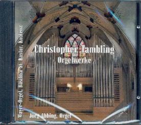 Tambling, Christopher: Orgelwerke CD