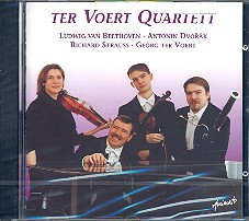 Ter Voert Quartett CD