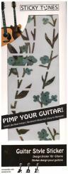 Tree of Life - Design-Sticker Gitarrenaufkleber