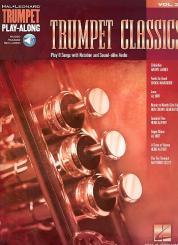Trumpet Classics (+audio access): for trumpet, trumpet playalong vol.2