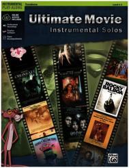 Ultimate Movie instrumental Solos (+Online Audio): for trombone