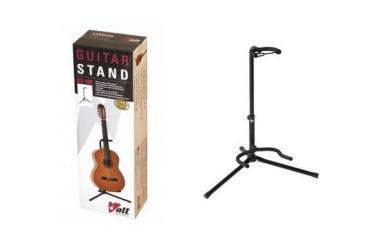 Volt Gitarren-Ständer GS100 (schwarz, klappbar)