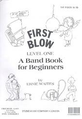 Waites, Ernie: First blow level 1: 1.Stimme in Bb