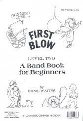 Waites, Ernie: First Blow Level 2: 3. Stimme in Es