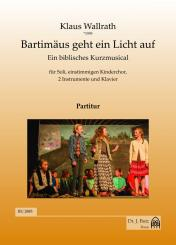 Wallrath, Klaus: Bartimäus geht ein Licht auf
