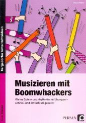 Weber, Nicole: Musizieren mit Boomwhackers