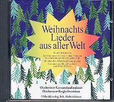 Weihnachtslieder aus aller Welt CD (komplett und Playbacks)