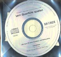 Weinzierl, Elisabeth: Lern Querflöte spielen Band 2 CD