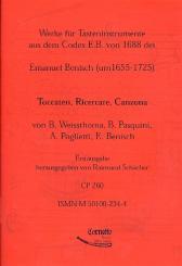 Werke für Tasteninstrumente aus dem Codex E.B. des Emanuel Benisch
