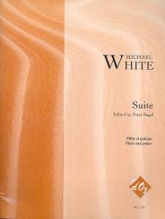 White, Michael: Suite for flute and guitar